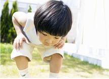 乳児嘔吐下痢症(感染性胃腸炎)について